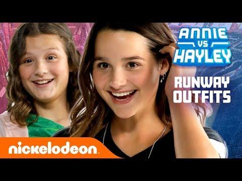 Annie & Hayley's RUNWAY FINALE For Rebecca Zamolo & Indiana Massara Fashion Faceoff: S2 Ep. 4