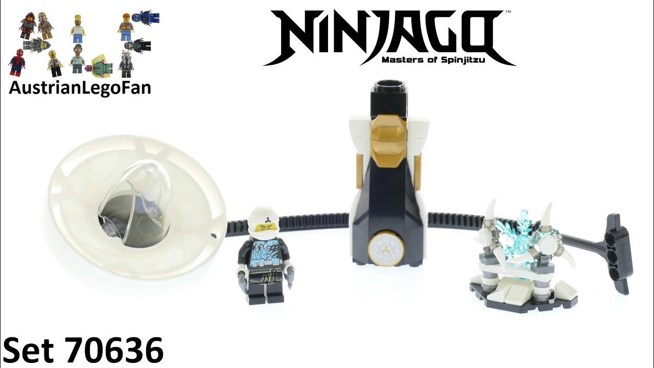 Lego 70636 Ninjago Zane Spinjitzu Master