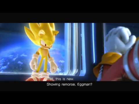 Sonic Unleashed - Opening Cutscene (HD)