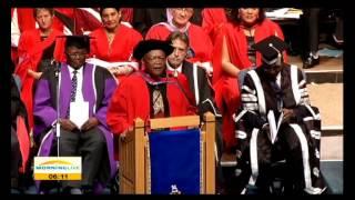 Rhodes Honours Masekela