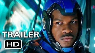pacific rim 2 uprising official trailer 1 2018 john boyega sci fi action movie hd
