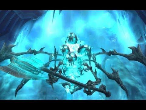 Lord Marrowgar Boss Guide - The Lower Citadel - Frozen