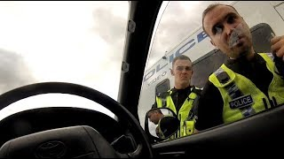 Typical and rude behaviour by WYP