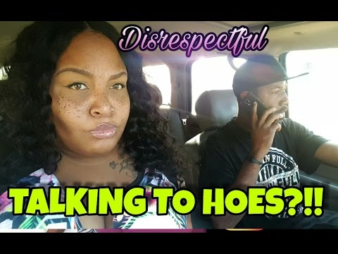 VLOG: HE TALKS TO HOES ON THE PHONE ● REAL ISSUES BEING ADDRESSED
