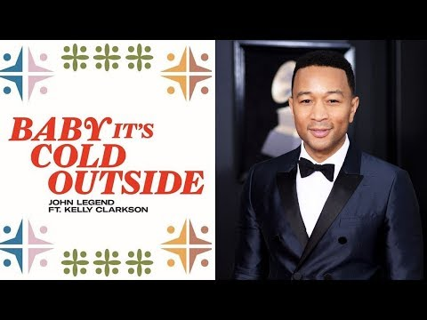 John Legend Reacts To Controversy Over His 'Baby It's Cold Outside' Lyrics