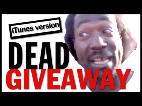 Dead Giveaway - iTunes Version