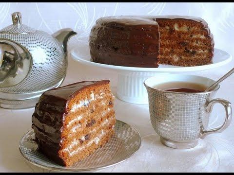 Торты - рецепты с фото