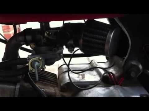 hqdefault honda atc 70 with new ebay carb youtube