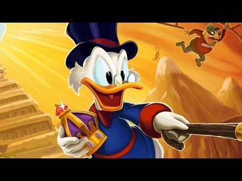 DuckTales Remastered - Transylvania - Video Games for Kids ...