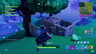 Fortnite Live Stream