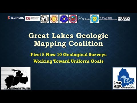 Geologic Mapping to Empower Communities: Great Lakes Geologic Mapping Coalition
