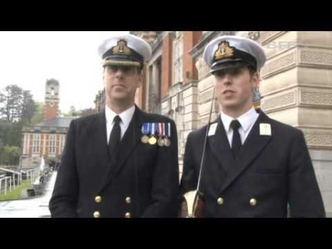 Highly Prestigious Navy Parade Held in Dartmouth