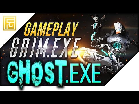 PARAGON gameplay german | GHOST.exe Grim.exe | Let's Play Pa