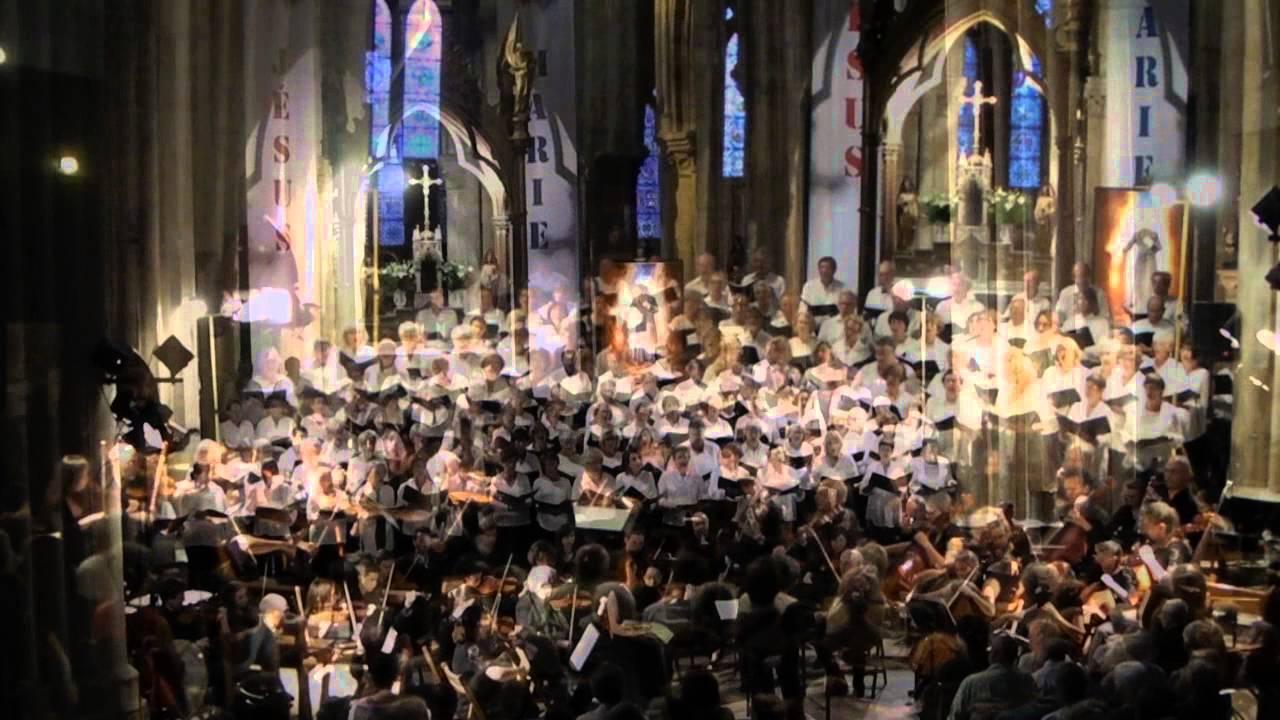 MOZART Messe en UT Kyrie