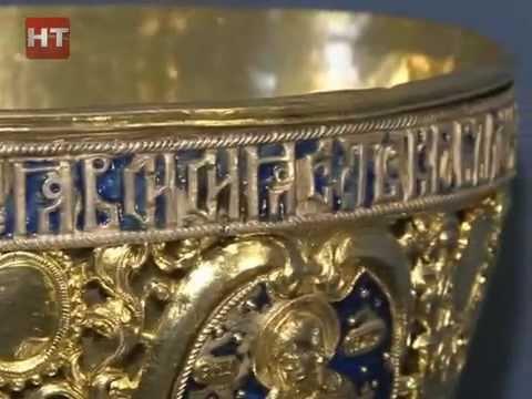 Грановитая палата Новгородского кремля готова принять посетителей