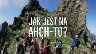 Jak jest na AHCH-TO?