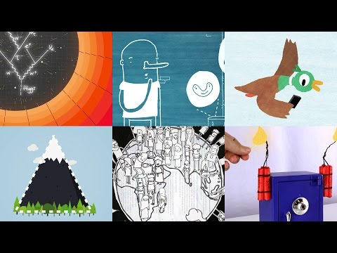 ANIMATION: 2015 Royal Society Winton Prize for Science Books