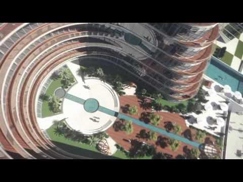 3D visualisation, Marina Palace, Reem Island