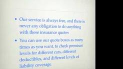 FREE santa fe auto insurance company online