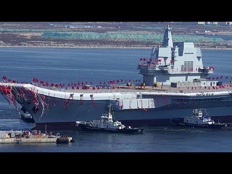 China's second aircraft carrier to undergo trial soon: Report