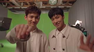 東方神起 / NEW ALBUM「TOMORROW」Documentary Film Teaser B