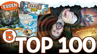 Top 100 Essen 2019 Board Games | #41-50