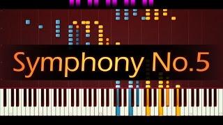 Symphony No. 5 (Piano Arr.) // BEETHOVEN