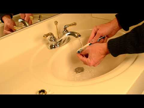 How to Clean Faucet Aerator