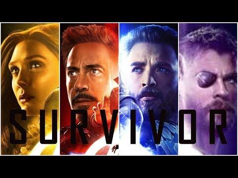 Avengers Infinity War || Survivor
