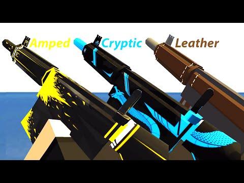 [OUTDATED] All Unturned Stockpile Eaglefire Skins | Unturned Skin Showcase #2 thumbnail