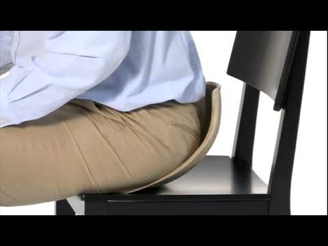 BackJoy - How To Sit