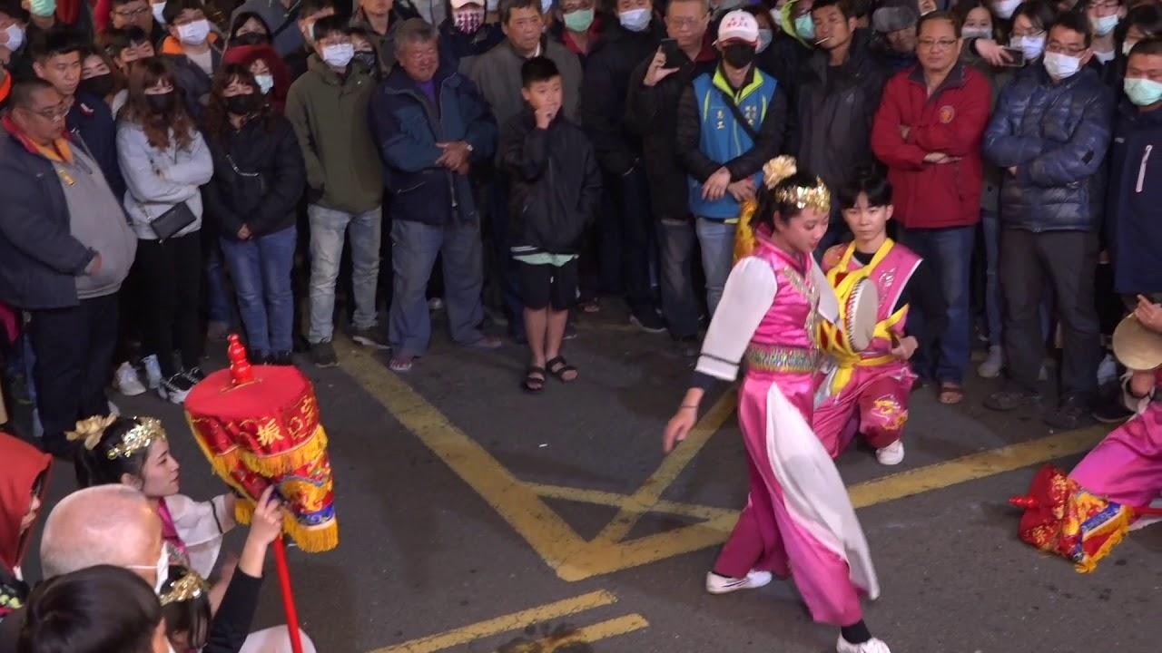 20210117 振宗藝術團/2-2,台南中西區八吉境五帝廟謝恩祈安三朝建醮大典。
