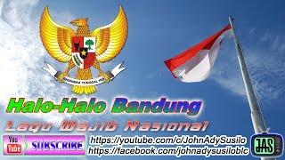 Lagu Wajib Nasional Halo halo Bandung + Teks JAS Channel