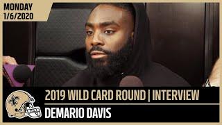 Demario Davis, 'You Get Knocked Down, You Gotta Get Back Up' | New Orleans Saints