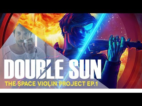Double Sun - The Space Violin Project (official videoclip) | Andrea Casta Your Videos