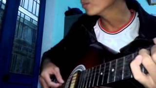 Nơi thời gian ngừng lại - guitar cover