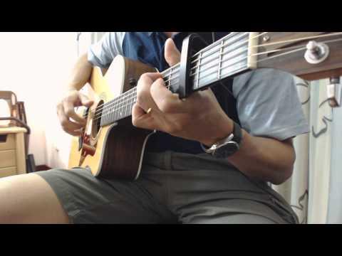 Highwayman-Jimmy Webb acoustic cover