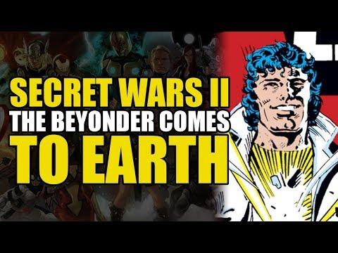 Secret Wars II Part 1: The Beyonder Comes To Earth | Comics Explained