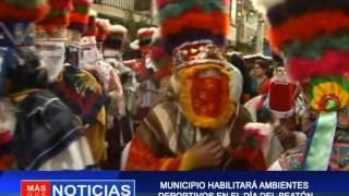 MUNICIPIO HABILITARA AMBIENTES DEPORTIVOS EN EL DÍA DEL PEATÓN