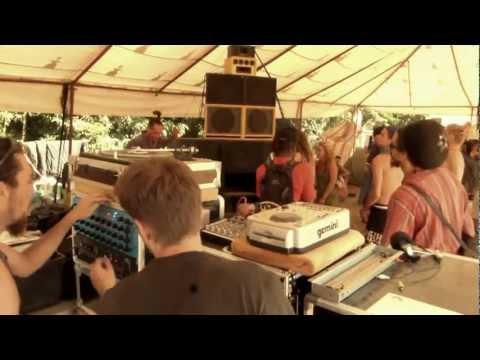 Garance Reggae Fest 2012 - Welders HiFi Feat. Ras Mykha - Steppin Forward Sound System - Camping