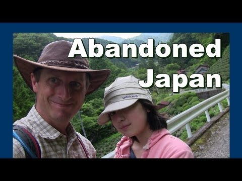 Return to the abandoned forest graves 放棄された森林墓に戻る - Abandoned Japan 日本の廃墟