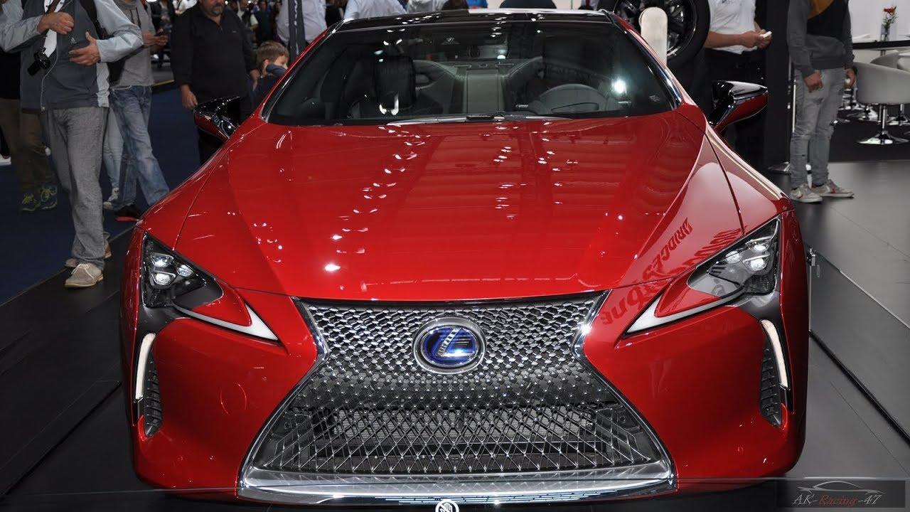 2019 Lexus Lc500 Lc500h Interior Exterior New V6 Hybrid 2018