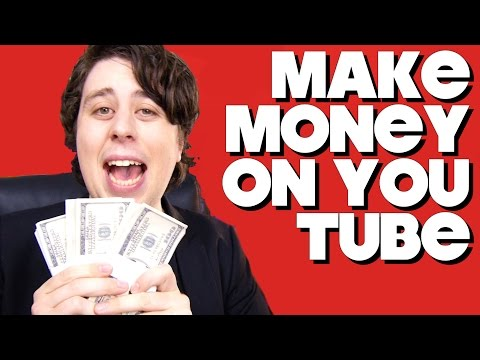 How To Make Money on YouTube - 동영상