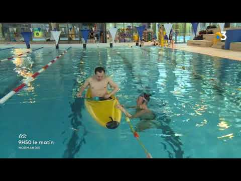 Laurent Leveque Decouvre La Piscine De Fecamp Episode 1 Youtube