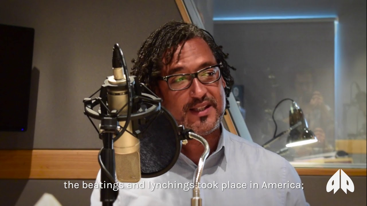 David Olusoga - Slavery and the Empire | Introducing 'Staying Power' by Peter Fryer