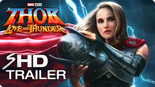 THOR: LOVE AND THUNDER (2021) Teaser Trailer Concept - Natalie Portman, Chris Hemsworth Marvel Movie