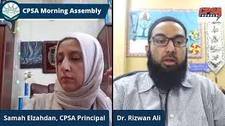 CPSA Morning Assembly 4-15-2021