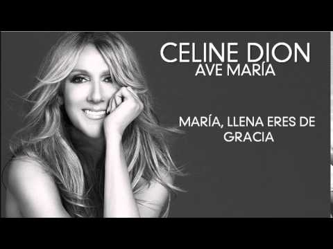 Céline Dion  Ave Maria Traducida