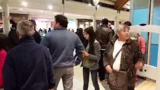 Sismo zona central, Mall Florida Center 23 agosto