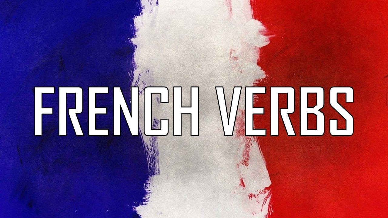 medium resolution of French lessons Verbs for beginners - YouTube